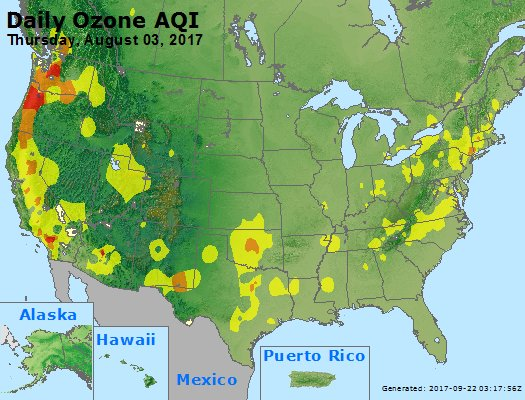 Peak Ozone (8-hour) - https://files.airnowtech.org/airnow/2017/20170803/peak_o3_usa.jpg