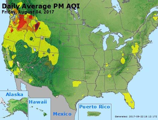 Peak Particles PM2.5 (24-hour) - https://files.airnowtech.org/airnow/2017/20170804/peak_pm25_usa.jpg