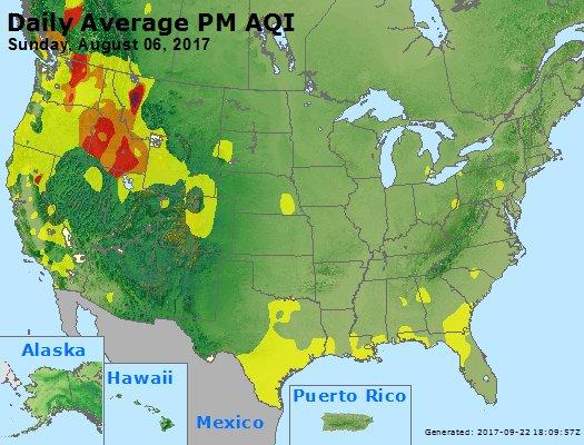 Peak Particles PM2.5 (24-hour) - https://files.airnowtech.org/airnow/2017/20170806/peak_pm25_usa.jpg