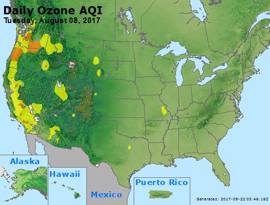 Peak Ozone (8-hour) - https://files.airnowtech.org/airnow/2017/20170808/peak_o3_usa.jpg