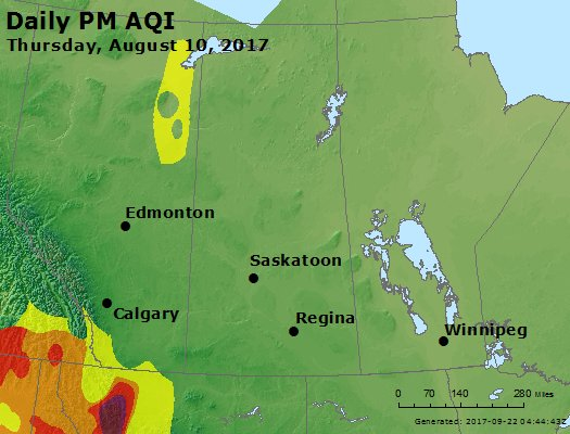 Peak Particles PM2.5 (24-hour) - https://files.airnowtech.org/airnow/2017/20170810/peak_pm25_central_canada.jpg