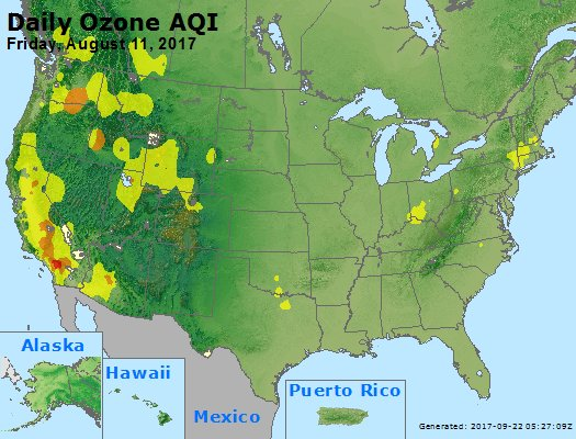Peak Ozone (8-hour) - https://files.airnowtech.org/airnow/2017/20170811/peak_o3_usa.jpg