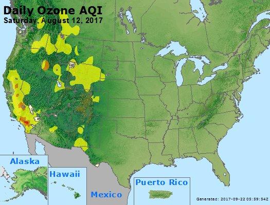 Peak Ozone (8-hour) - https://files.airnowtech.org/airnow/2017/20170812/peak_o3_usa.jpg