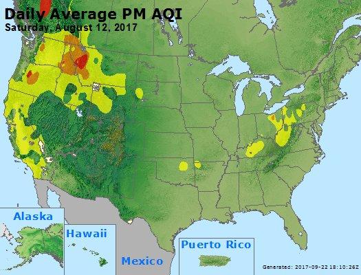 Peak Particles PM2.5 (24-hour) - https://files.airnowtech.org/airnow/2017/20170812/peak_pm25_usa.jpg