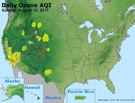 Peak Ozone (8-hour) - https://files.airnowtech.org/airnow/2017/20170813/peak_o3_usa.jpg