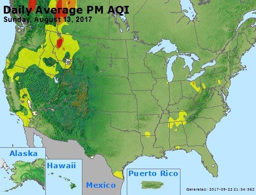 Peak Particles PM2.5 (24-hour) - https://files.airnowtech.org/airnow/2017/20170813/peak_pm25_usa.jpg