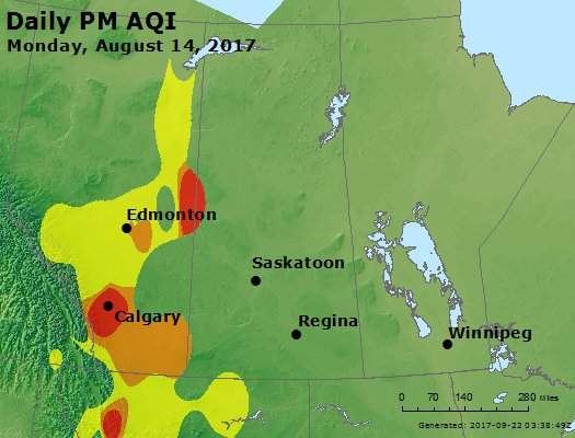 Peak Particles PM2.5 (24-hour) - https://files.airnowtech.org/airnow/2017/20170814/peak_pm25_central_canada.jpg