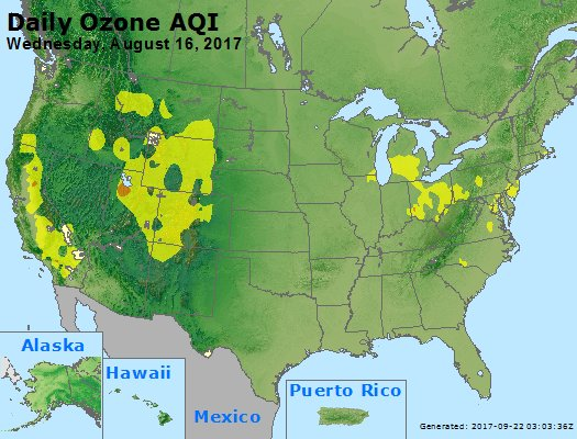 Peak Ozone (8-hour) - https://files.airnowtech.org/airnow/2017/20170816/peak_o3_usa.jpg