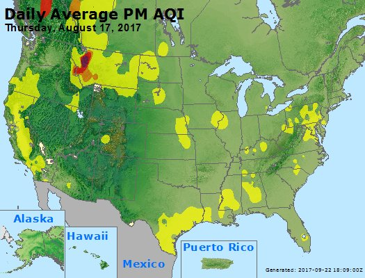 Peak Particles PM2.5 (24-hour) - https://files.airnowtech.org/airnow/2017/20170817/peak_pm25_usa.jpg