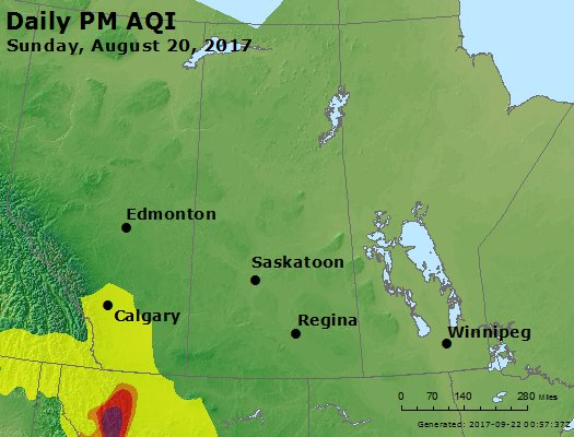 Peak Particles PM2.5 (24-hour) - https://files.airnowtech.org/airnow/2017/20170820/peak_pm25_central_canada.jpg