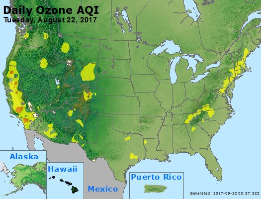 Peak Ozone (8-hour) - https://files.airnowtech.org/airnow/2017/20170822/peak_o3_usa.jpg