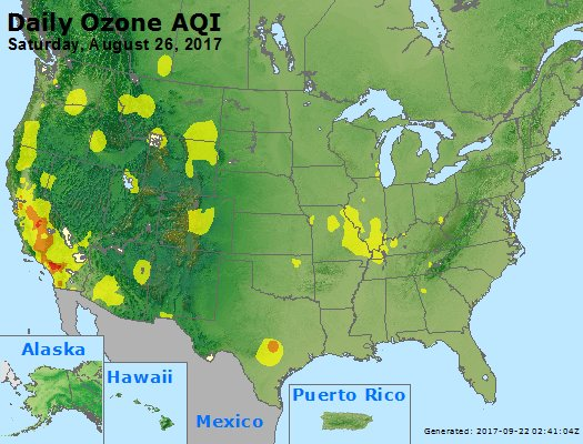 Peak Ozone (8-hour) - https://files.airnowtech.org/airnow/2017/20170826/peak_o3_usa.jpg