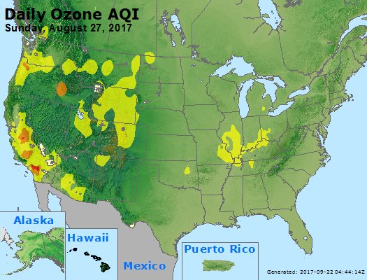 Peak Ozone (8-hour) - https://files.airnowtech.org/airnow/2017/20170827/peak_o3_usa.jpg