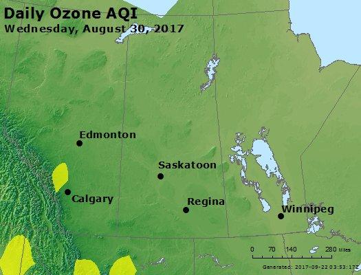 Peak Ozone (8-hour) - https://files.airnowtech.org/airnow/2017/20170830/peak_o3_central_canada.jpg