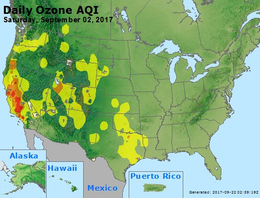 Peak Ozone (8-hour) - https://files.airnowtech.org/airnow/2017/20170902/peak_o3_usa.jpg