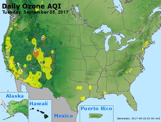Peak Ozone (8-hour) - https://files.airnowtech.org/airnow/2017/20170905/peak_o3_usa.jpg