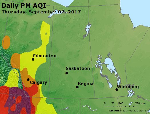 Peak Particles PM2.5 (24-hour) - https://files.airnowtech.org/airnow/2017/20170907/peak_pm25_central_canada.jpg
