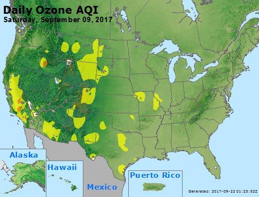 Peak Ozone (8-hour) - https://files.airnowtech.org/airnow/2017/20170909/peak_o3_usa.jpg