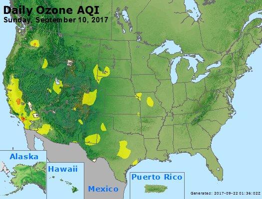 Peak Ozone (8-hour) - https://files.airnowtech.org/airnow/2017/20170910/peak_o3_usa.jpg