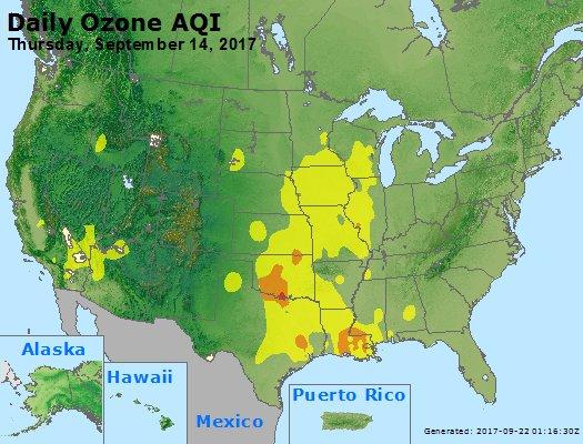 Peak Ozone (8-hour) - https://files.airnowtech.org/airnow/2017/20170914/peak_o3_usa.jpg