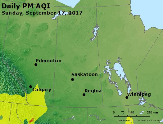 Peak Particles PM2.5 (24-hour) - https://files.airnowtech.org/airnow/2017/20170917/peak_pm25_central_canada.jpg