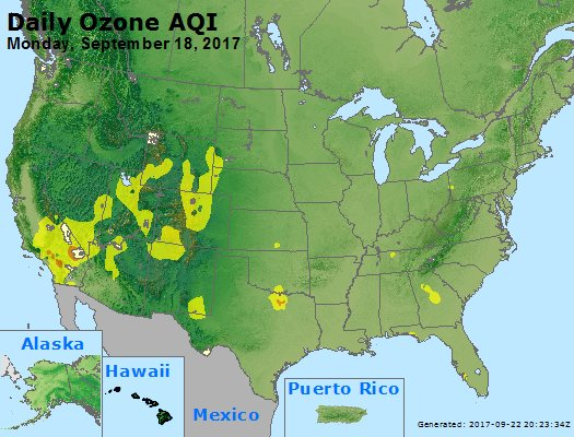 Peak Ozone (8-hour) - https://files.airnowtech.org/airnow/2017/20170918/peak_o3_usa.jpg
