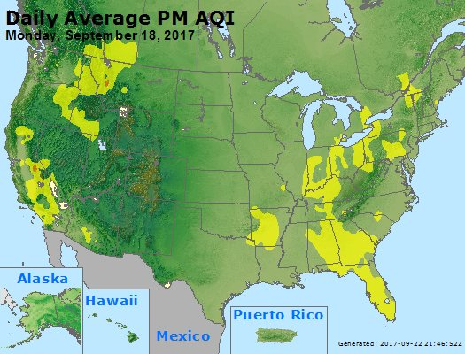 Peak Particles PM2.5 (24-hour) - https://files.airnowtech.org/airnow/2017/20170918/peak_pm25_usa.jpg