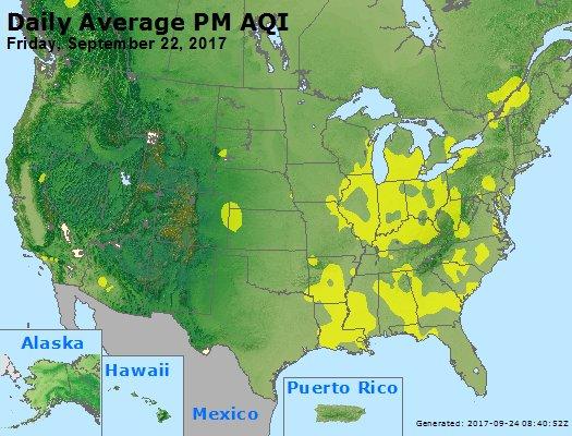 Peak Particles PM2.5 (24-hour) - https://files.airnowtech.org/airnow/2017/20170922/peak_pm25_usa.jpg