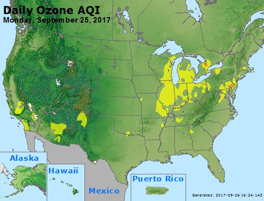 Peak Ozone (8-hour) - https://files.airnowtech.org/airnow/2017/20170925/peak_o3_usa.jpg