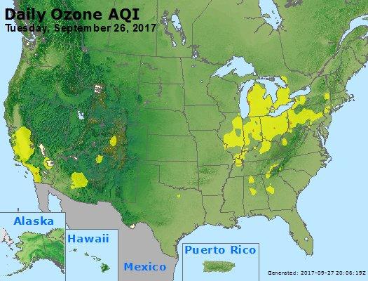 Peak Ozone (8-hour) - https://files.airnowtech.org/airnow/2017/20170926/peak_o3_usa.jpg