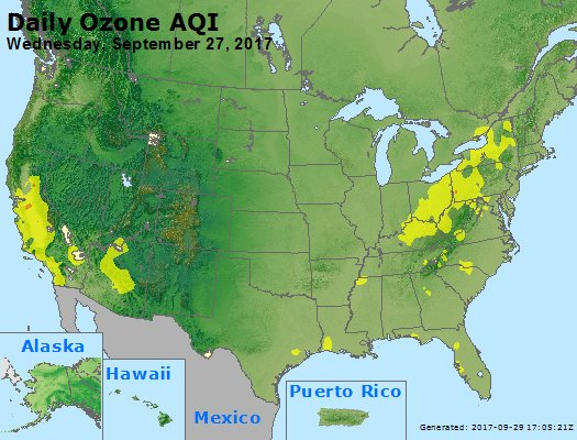 Peak Ozone (8-hour) - https://files.airnowtech.org/airnow/2017/20170927/peak_o3_usa.jpg