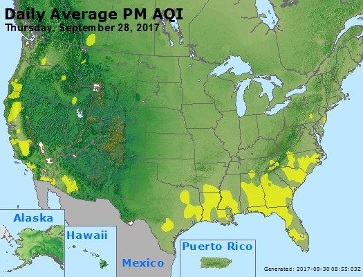 Peak Particles PM2.5 (24-hour) - https://files.airnowtech.org/airnow/2017/20170928/peak_pm25_usa.jpg