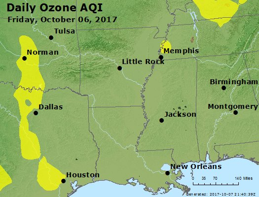 Peak Ozone (8-hour) - https://files.airnowtech.org/airnow/2017/20171006/peak_o3_ar_la_ms.jpg