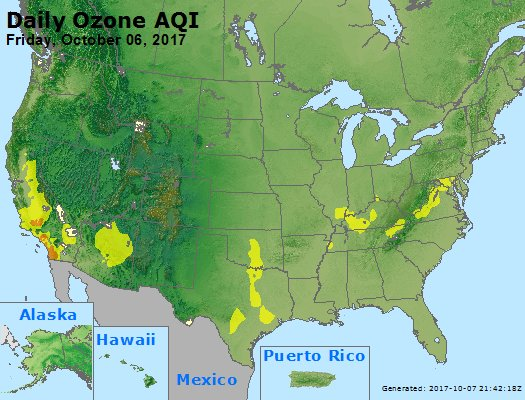 Peak Ozone (8-hour) - https://files.airnowtech.org/airnow/2017/20171006/peak_o3_usa.jpg