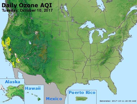 Peak Ozone (8-hour) - https://files.airnowtech.org/airnow/2017/20171010/peak_o3_usa.jpg
