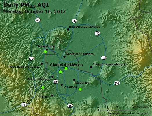 Peak Particles PM2.5 (24-hour) - https://files.airnowtech.org/airnow/2017/20171016/peak_pm25_mexico_city.jpg