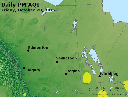 Peak Particles PM2.5 (24-hour) - https://files.airnowtech.org/airnow/2017/20171020/peak_pm25_central_canada.jpg