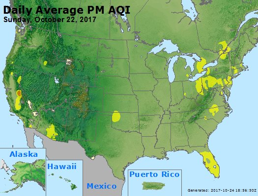 Peak Particles PM2.5 (24-hour) - https://files.airnowtech.org/airnow/2017/20171022/peak_pm25_usa.jpg