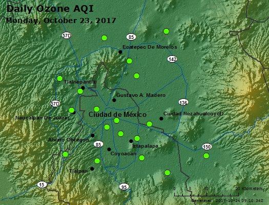 Peak Ozone (Mexico) - https://files.airnowtech.org/airnow/2017/20171023/peak_ozone_mexico_city.jpg