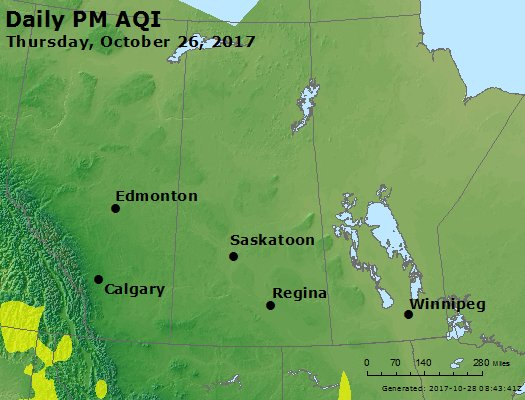 Peak Particles PM2.5 (24-hour) - https://files.airnowtech.org/airnow/2017/20171026/peak_pm25_central_canada.jpg
