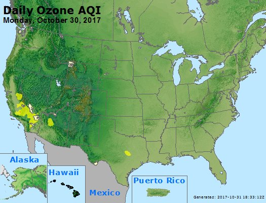 Peak Ozone (8-hour) - https://files.airnowtech.org/airnow/2017/20171030/peak_o3_usa.jpg