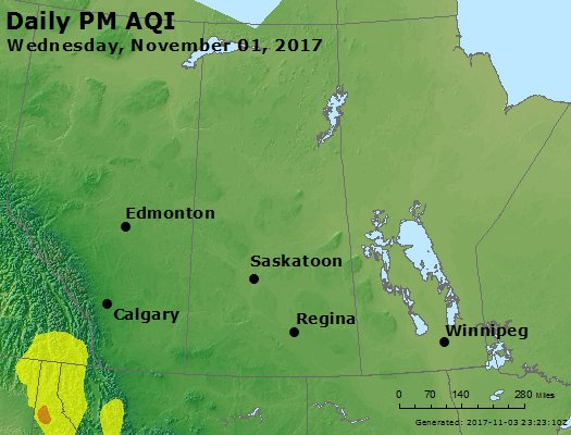 Peak Particles PM2.5 (24-hour) - https://files.airnowtech.org/airnow/2017/20171101/peak_pm25_central_canada.jpg