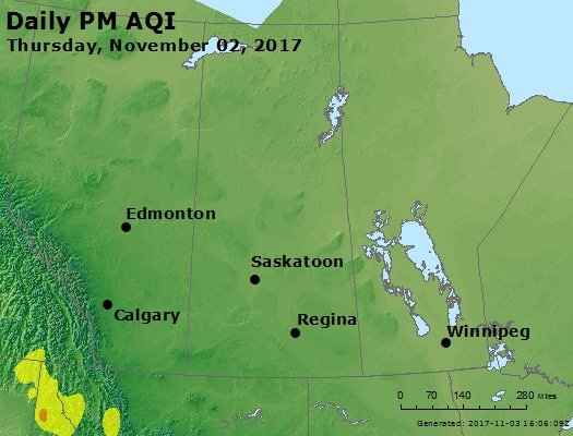 Peak Particles PM2.5 (24-hour) - https://files.airnowtech.org/airnow/2017/20171102/peak_pm25_central_canada.jpg