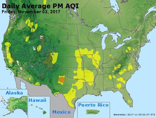Peak Particles PM2.5 (24-hour) - https://files.airnowtech.org/airnow/2017/20171103/peak_pm25_usa.jpg