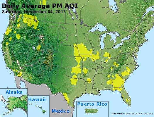 Peak Particles PM2.5 (24-hour) - https://files.airnowtech.org/airnow/2017/20171104/peak_pm25_usa.jpg