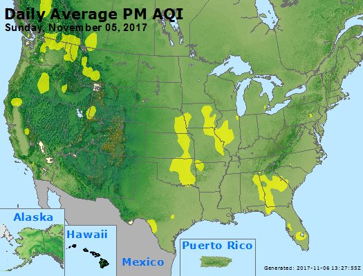 Peak Particles PM2.5 (24-hour) - https://files.airnowtech.org/airnow/2017/20171105/peak_pm25_usa.jpg