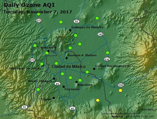Peak Ozone (Mexico) - https://files.airnowtech.org/airnow/2017/20171107/peak_ozone_mexico_city.jpg