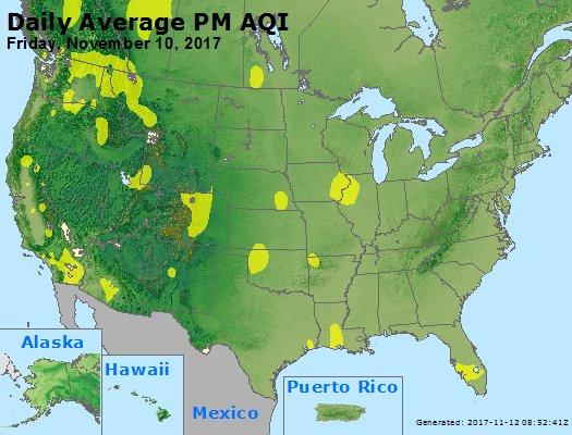 Peak Particles PM2.5 (24-hour) - https://files.airnowtech.org/airnow/2017/20171110/peak_pm25_usa.jpg