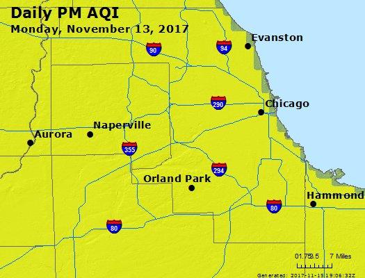 Peak Particles PM2.5 (24-hour) - https://files.airnowtech.org/airnow/2017/20171113/peak_pm25_chicago_il.jpg