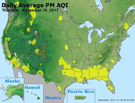 Peak Particles PM2.5 (24-hour) - https://files.airnowtech.org/airnow/2017/20171116/peak_pm25_usa.jpg